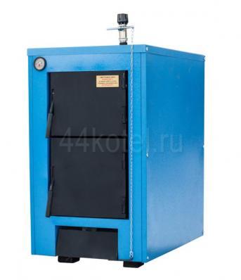 Котел на твердом топливе ЭПМ 10 кВт пиролизного типа