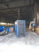 Котел 250 кВт на дровах
