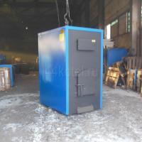 Твердотопливный котел ЭПМ 250 кВт пиролизного типа