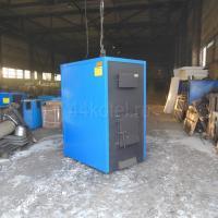 Твердотопливный котел ЭПМ 300 кВт пиролизного типа