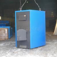 Твердотопливный котел ЭПМ 400 кВт пиролизного типа