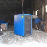 Твердотопливный котел ЭПМ 500 кВт пиролизного типа