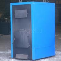Твердотопливный котел ЭПМ 800 кВт пиролизного типа