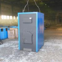 Твердотопливный котел ЭПМ 100 кВт пиролизного типа