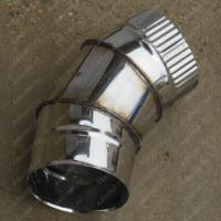 Купите одноконтурный отвод 150 мм 45 (135) из нержавеющей стали 0,8 мм
