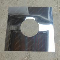 Крышка узла ППУ 430 мм из оцинковки