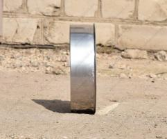 Ревизионная заглушка 250 мм из нержавеющей стали 0,5 мм