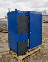 Купить пеллетный котел ТР-15 кВт с ретортной горелкой