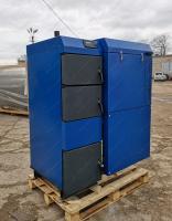 Купить пеллетный котел ТР-75 кВт с ретортной горелкой