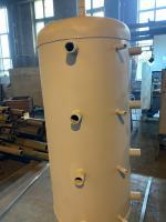 Буферная ёмкость на 1000 литров без теплоизоляции