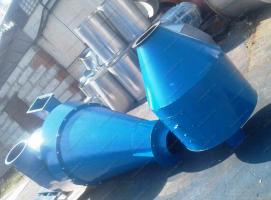 Производим и поставляем циклоны СИОТ М 8 и пылеулваливающее оборудование