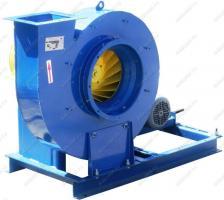 ВЦП 7-40-5 схема 5 центробежный пылевой вентилятор цена и характеристики
