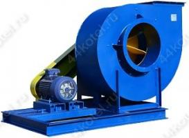 Производство и продажа центробежных пылевых вентиляторов ВЦП 7-40-10 схема 5