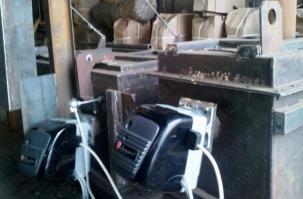 Инсинератор IU-200 для кремации и утилизации отходов