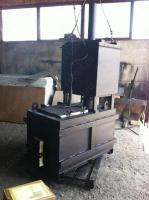 Купить инсинератор отходов IU-200