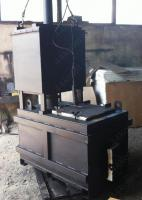 На фото инсинератор IU-300 для кремации и утилизации отходов