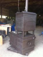 Купить инсинератор отходов IU-300
