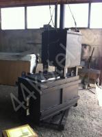 Купить инсинератор отходов IU-750