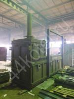 Инсинератор IU-1000 для кремации и утилизации отходов