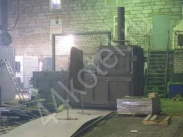 Инсинератор IU-2000 для кремации и утилизации отходов