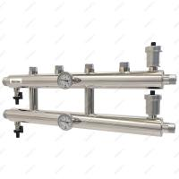 Гребенка-коллектор на 3 контура 85 кВт GK 32-2.1