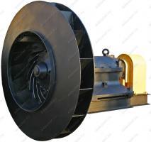 Изготавливаем тягодутьевые машины ДН-8 и ВДН-8 доставка по России
