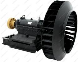 Дутьевой вентилятор ВД-18 изготовление и продажа
