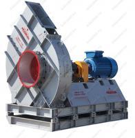 Мельничный вентилятор ВМ-17 для систем пылеприготовления стационарных котлов