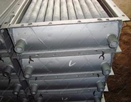 Производство и продажа водяного приточного калорифера КСК 2-7