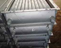 Производство и продажа водяного приточного калорифера КСК 3-8