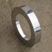 Заглушка кольцевая 120/200 мм из нержавеющей стали 0,5 мм