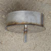 Конденсатоотвод 350 мм из нержавеющей стали AISI 304, 1 мм цена