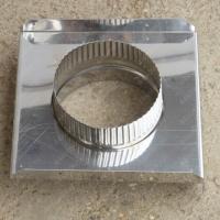 Монтажная площадка опорная для дымохода 150/230 мм